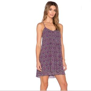 Sanctuary Spring Fling Dress Moroccan Tile Print